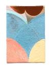 "Linda, oil on sewn canvas, 12"" x 10"", 2019"